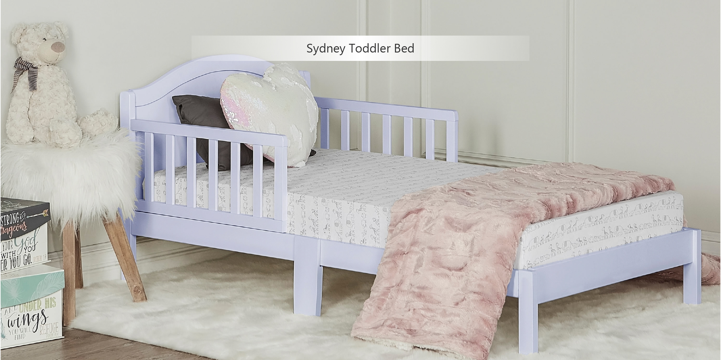 Sydney-Toddler-Bed