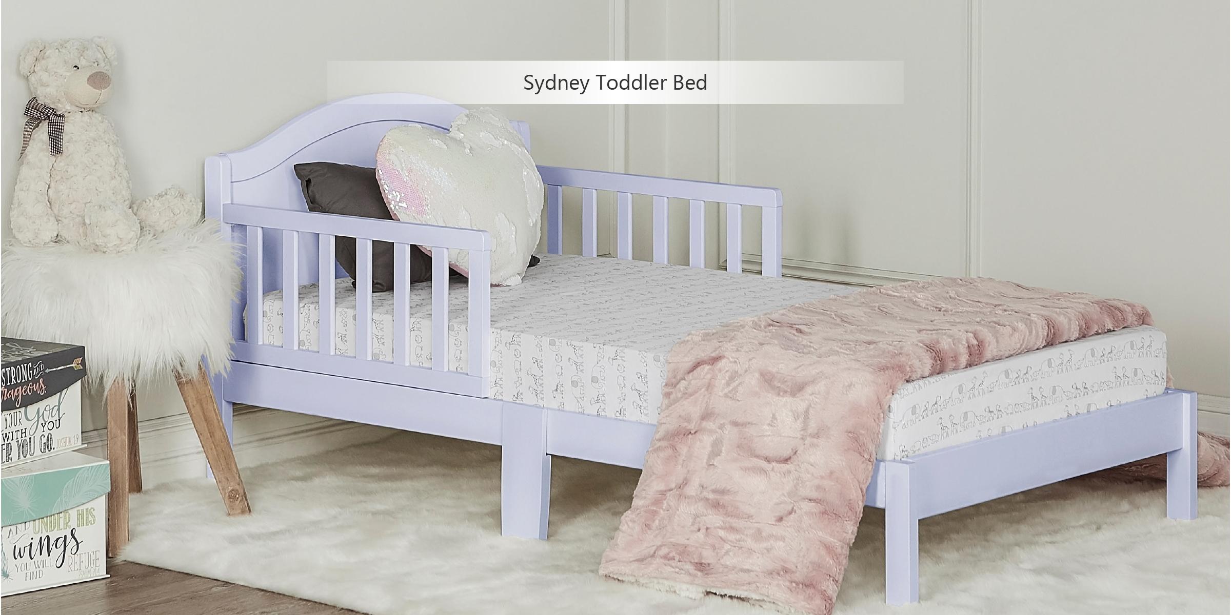 Sydney-Toddler-Bed